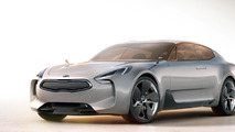 Kia GT concept inching closer to production