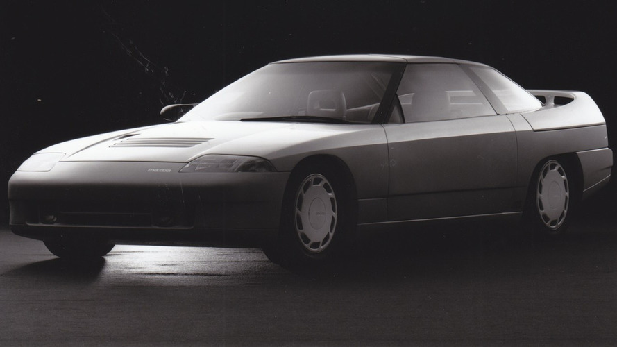 Concept We Forgot: 1985 Mazda MX-03