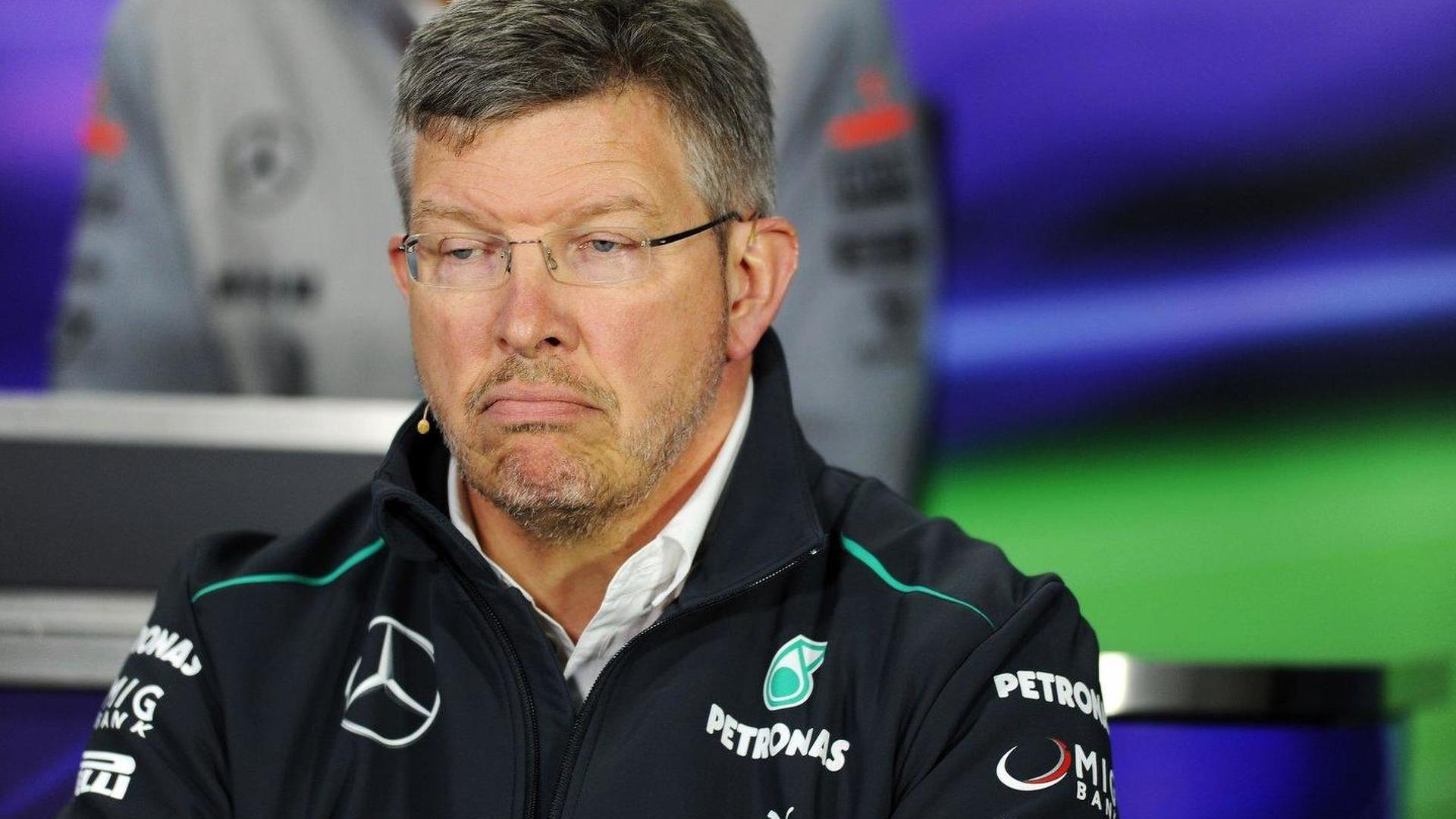 Brawn expecting many engine failures in 2014