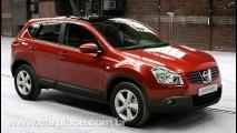 Nissan Qashqai chega em novembro ao Brasil com preço a partir de R$ 80 mil