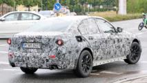 2018 BMW 3-Series prototype spy photo