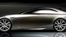 Lexus LF-CC concept 27.9.2012