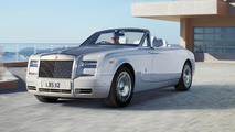Rolls Royce Phantom Series II facelift