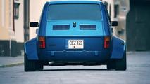Modified Fiat 126