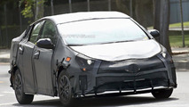 2016 Toyota Prius spy photo