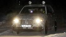 2018 BMW X5 spy photo