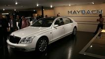 European Debut for Maybach Landaulet at Geneva