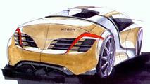 Weber Super Sportscar