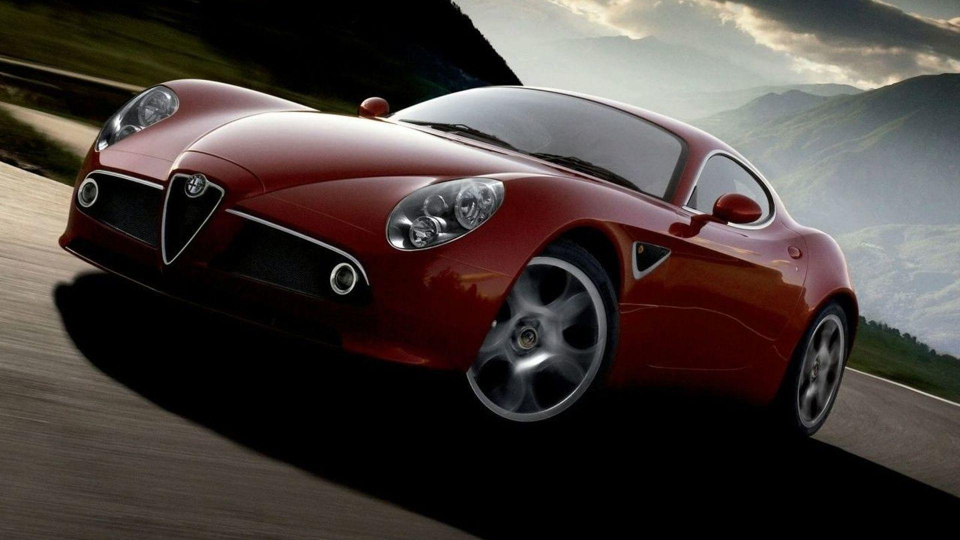 Alfa Romeo 8C Competizione GTA Rumoured to be in the Works