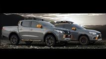 Mitsubishi L200 and ASX GEOSEEK concepts