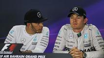Rosberg 'must try to catch' Hamilton - Lauda