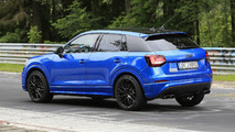 2017 Audi SQ2 spy photos