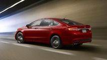 2017 Ford Fusion Sport packs 380 lb-ft, starts at $34,350