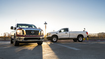 2017 Nissan Titan and Titan XD Single Cab