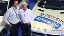 Sponsor logo added to F1 safety car