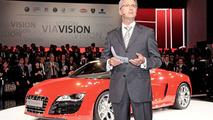 Audi to have indoor track at Frankfurt show