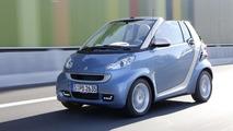 Smart ForTwo minor facelift revealed