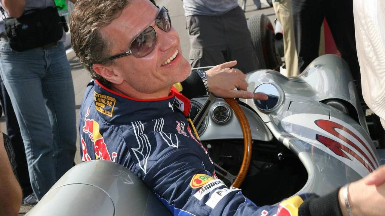 David Coulthard (GBR), Red Bull Racing, Consultant - Formula 1 World Championship, Rd 1, Bahrain Grand Prix