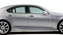 Lorinser Tackles Lexus LS460
