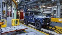 La renaissance du Land Rover Defender?