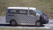 2016 Ford Transit / Tourneo Custom spy photo