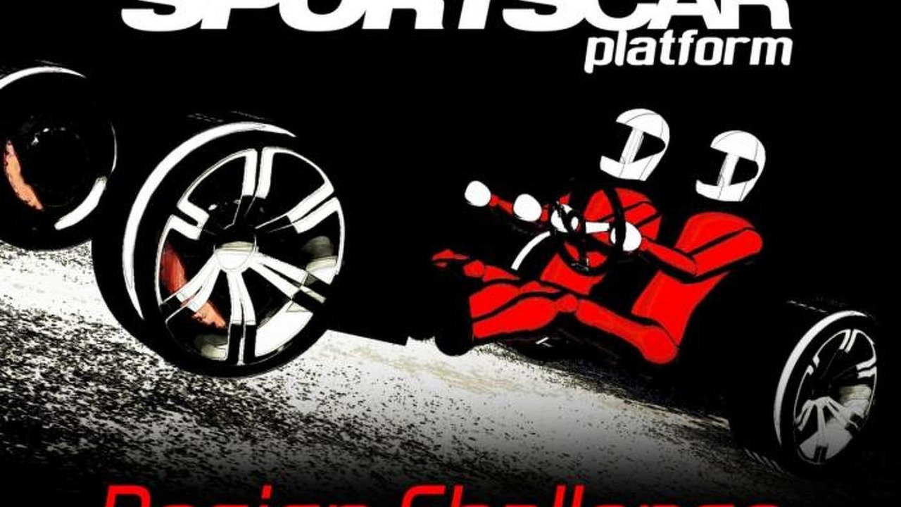 Local Motors Sports Car Platform Design Challenge