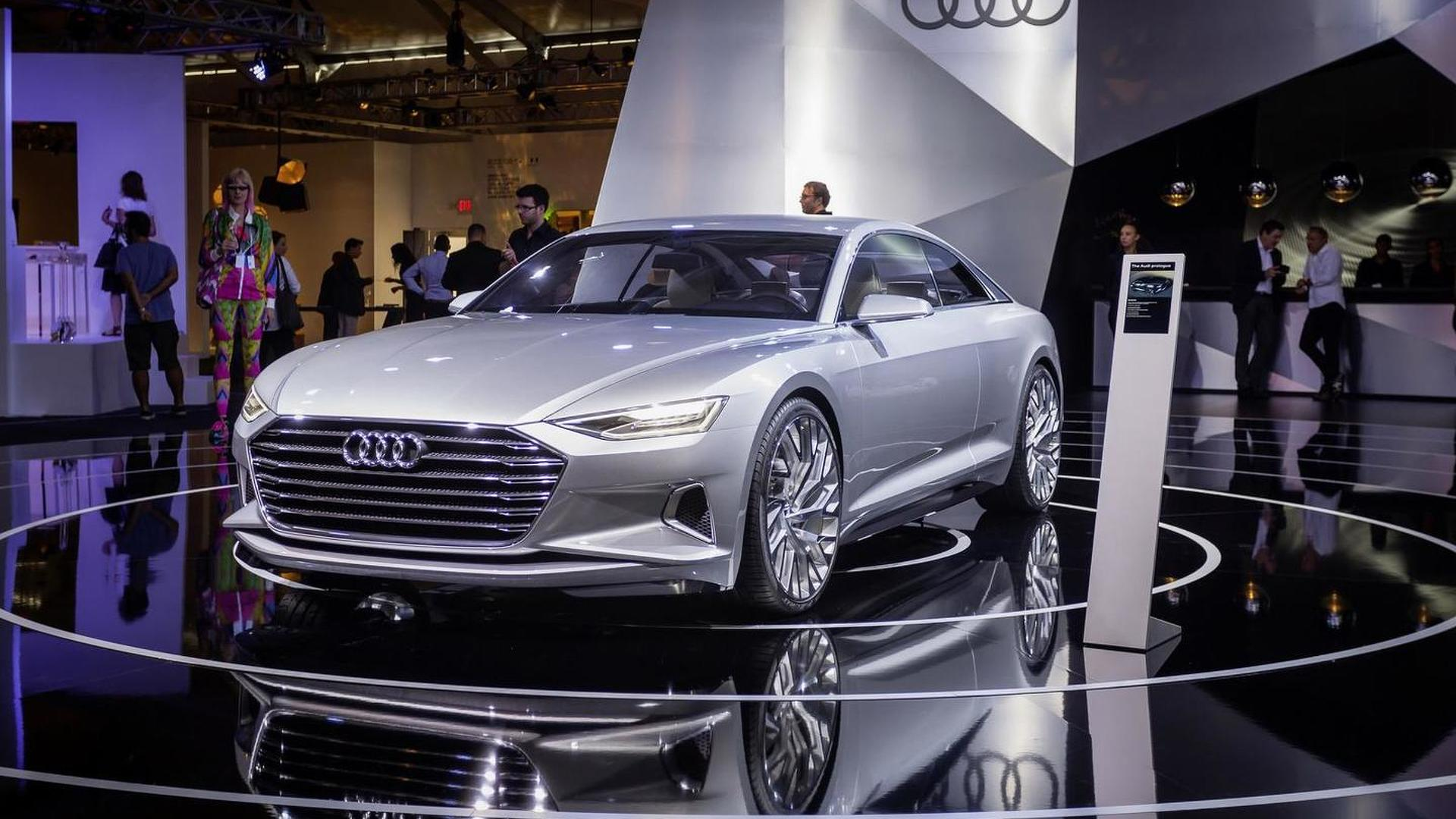 Audi Prologue concept shows up at Design Miami