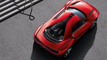 Italdesign Giugiaro Parcour concept detailed on video