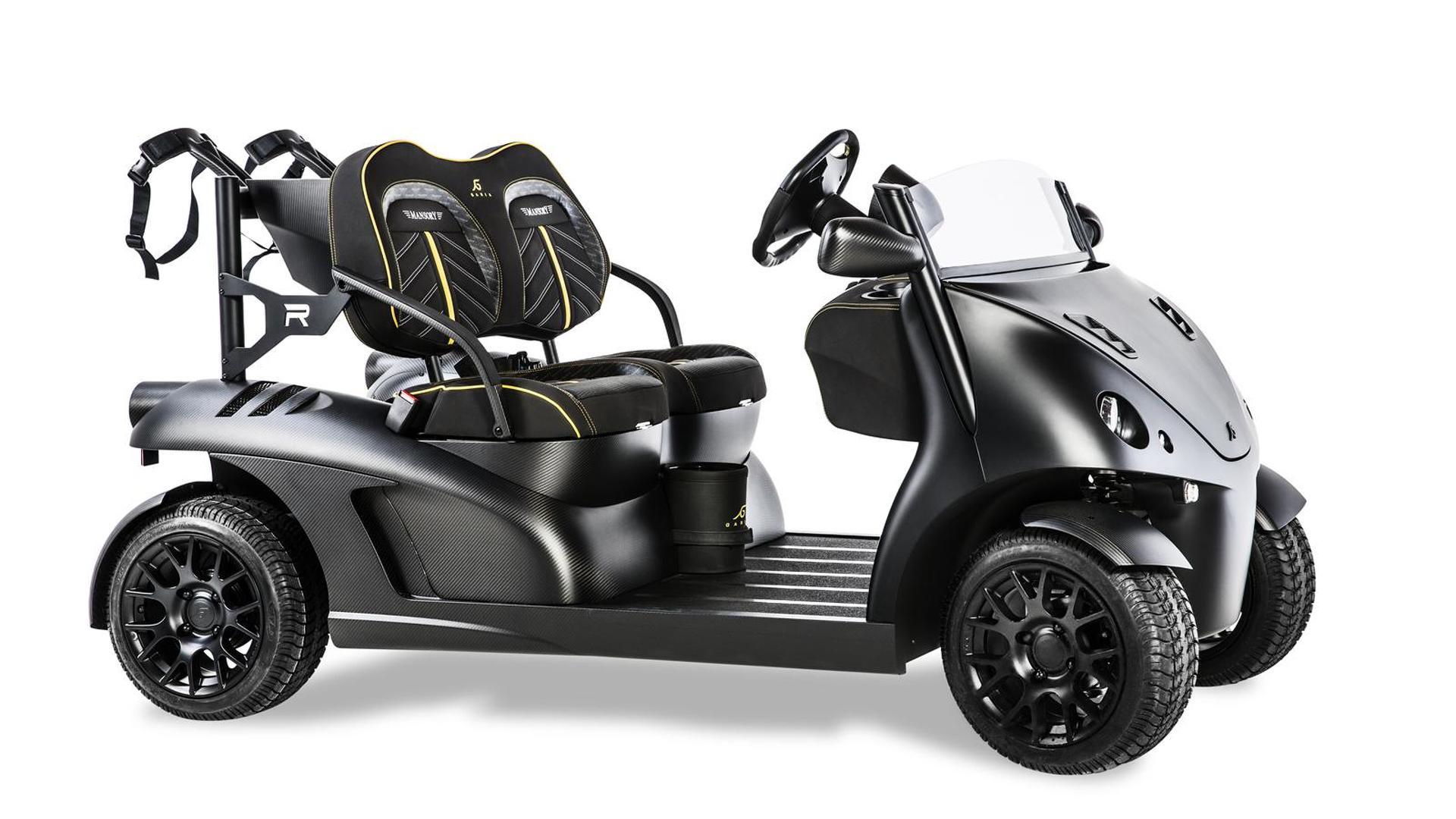 Mansory prepares Garia Currus for Geneva Motor Show