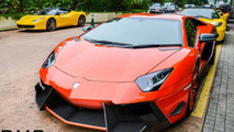 DMC revisits Lamborghini Aventador
