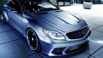 Mercedes-Benz CL63 AMG tweaked by Famous Parts