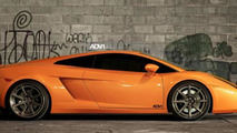 Lamborghini Gallardo with ADV.1 wheels, 1024, 23.12.2011