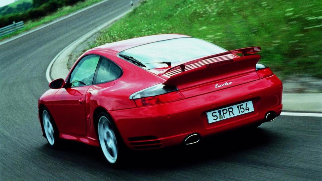 2001 Porsche 996 Turbo 08.12.2011