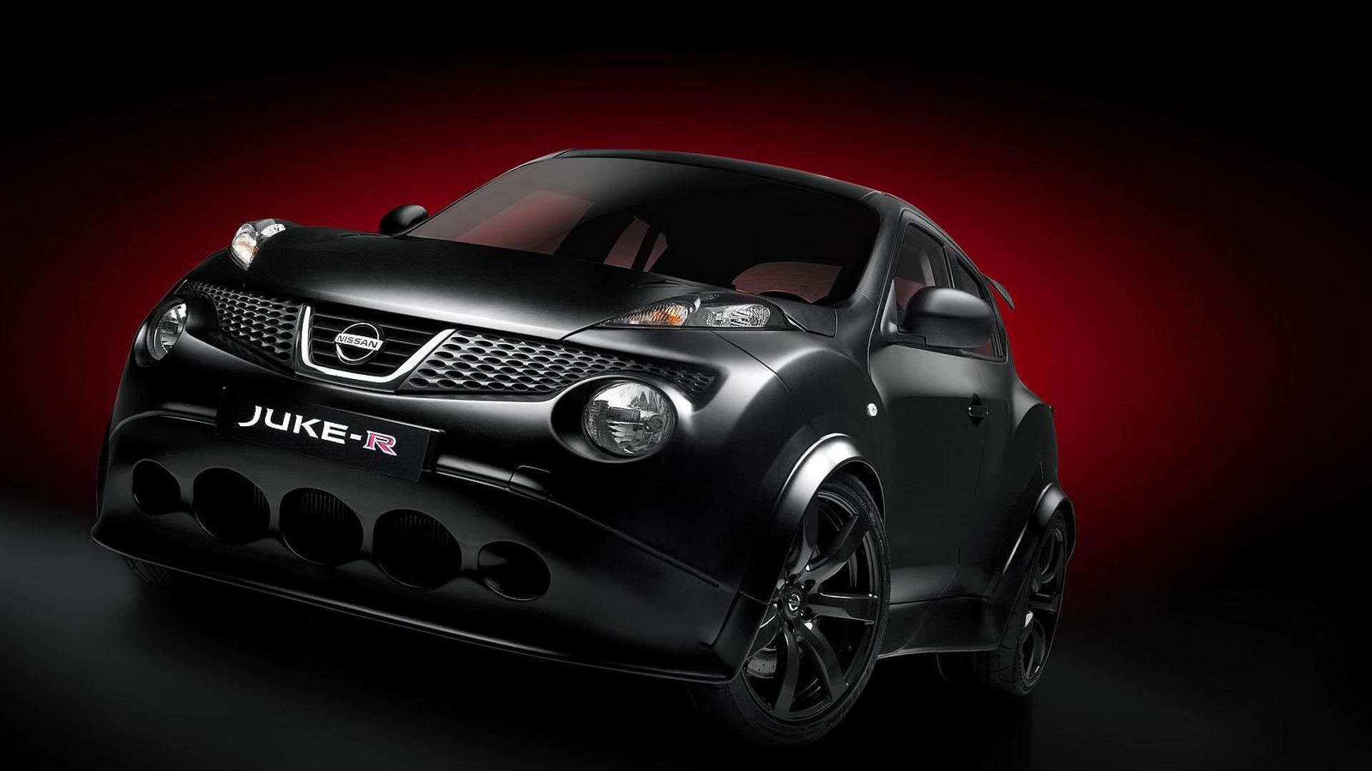 Nissan Juke-R performance specs confirmed
