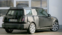 New MINI Traveller Estate Spy Photos