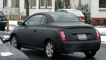2006 Nissan Micra Coupe Convertible Spy Photos
