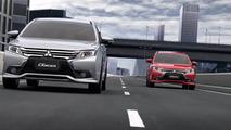 Novo Mitsubishi Grand Lancer 2017 é revelado por inteiro em vídeo oficial