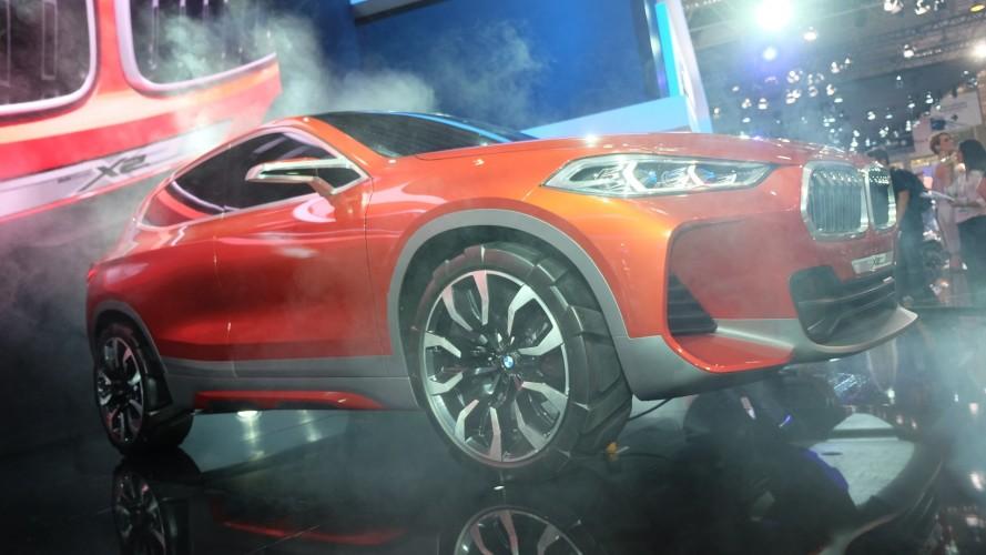 Vídeo: BMW X2 Concept no Salão do Automóvel de São Paulo