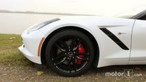 Corvette Stingray roues