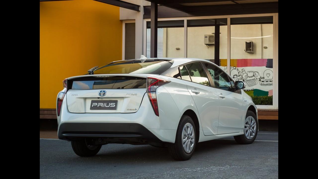 Novo Toyota Prius 2016 é lançado por R$ 119.950 ainda mais tecnológico