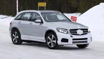 2020 Mercedes EQ spy photo