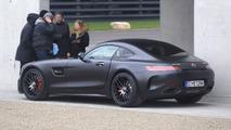La Mercedes-AMG GT C surprise à nu !