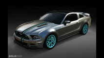 Ford SEMA Mustang Build Powered by Women