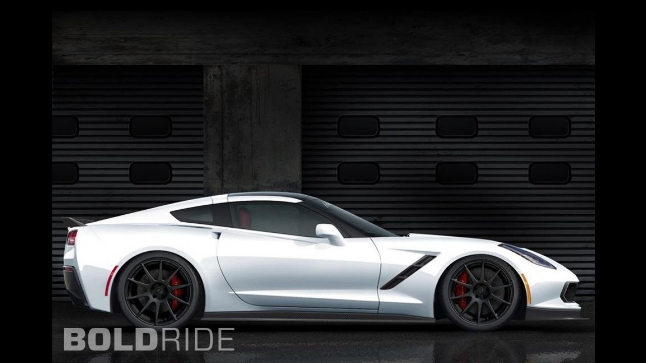 Hennessey Chevrolet Corvette Stingray C7