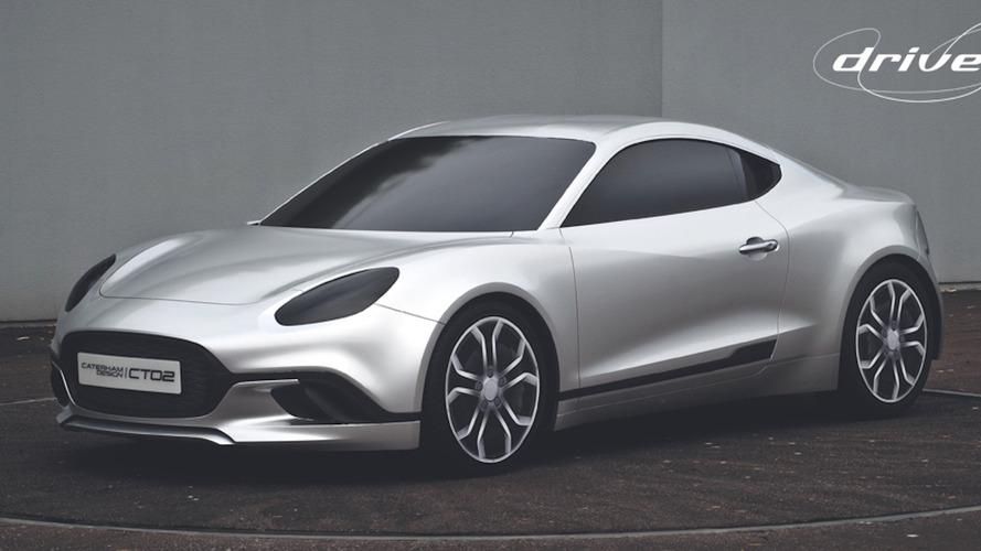 Caterham planning mainstream sports car