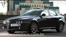 Alfa Romeo 159 Limited Edition - Versão do filme 007 é lançada no Reino Unido