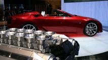 Lexus LF-A Roadster at Geneva