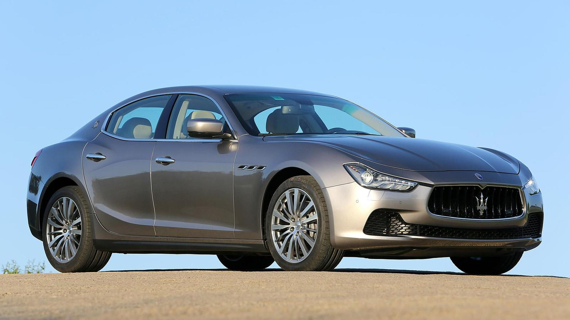 Maserati recalls confusing shifter in Quattroporte and Ghibli