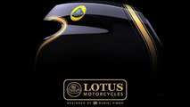 Lotus C-01 motorcycle announced
