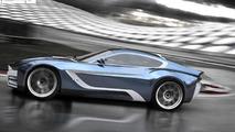 BMW M3i Concept artist rendering 05.08.2013
